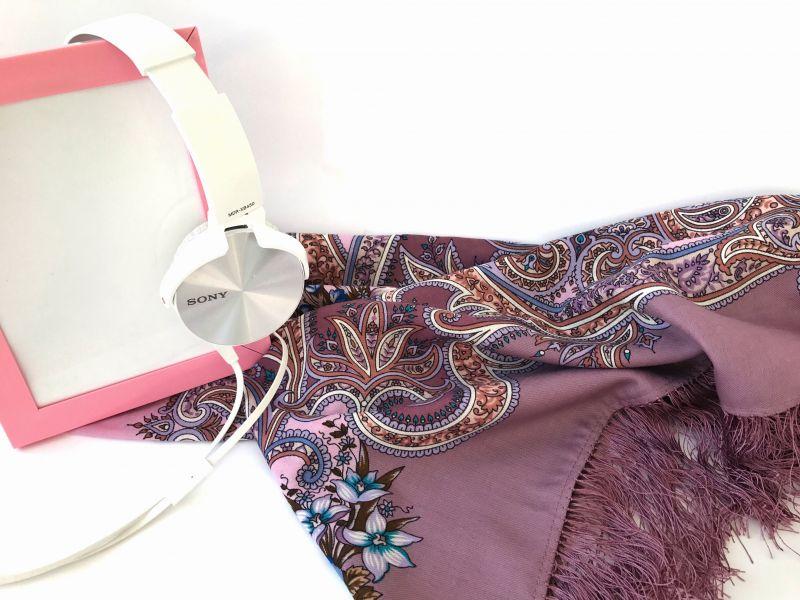 Pavloposadsky shawls new arrivals