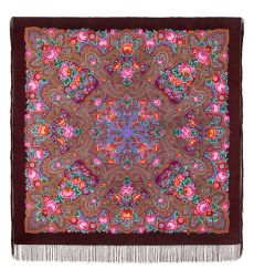 "Shawl ""Gift from the Fair"""