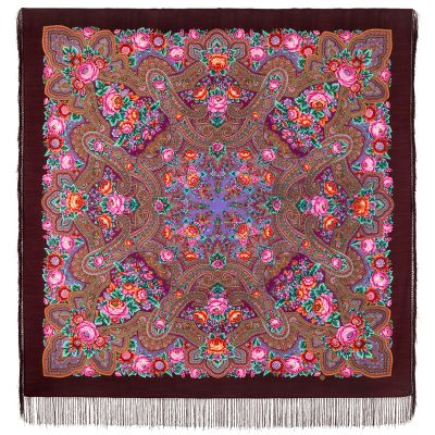 """Shawl """"Gift from the Fair"""""""