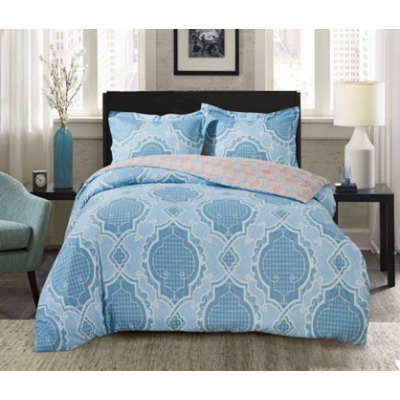 "Bedding set ""PAISLEY COLLECTION"" by SELENA 1,5sp. Arabesque"