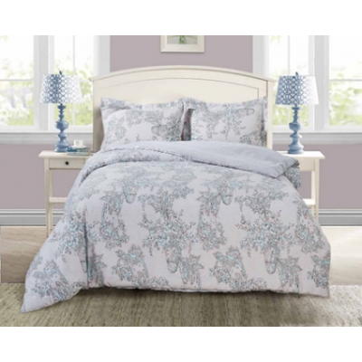 """Bedding set """"PAISLEY COLLECTION"""" by SELENA 1,5sp. Tenderness"""