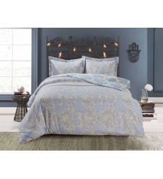 "Bedding set ""PAISLEY COLLECTION"" by SELENA 1,5sp. Monogram"