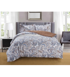 "Bedding set ""PAISLEY COLLECTION"" by SELENA 1,5sp. Persia2"