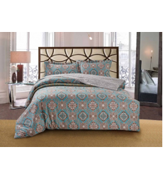"Bedding set ""PAISLEY COLLECTION"" by SELENA Euro Oriental dream"