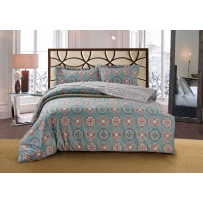 "Bedding set ""PAISLEY COLLECTION"" by SELENA 1,5sp. Eastern dream"