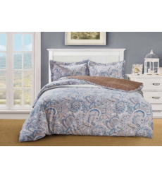 "Bedding set ""PAISLEY COLLECTION"" by SELENA 1,5sp. Persia"