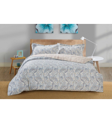 "Bedding set ""PAISLEY COLLECTION"" by SELENA 1,5sp. Firebird"