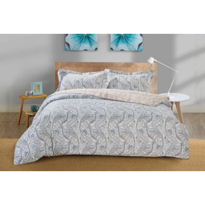 "Bedding set ""PAISLEY COLLECTION"" by SELENA Euro Firebird"