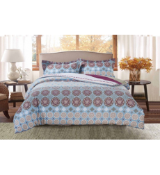 "Bedding set ""PAISLEY COLLECTION"" by SELENA 2sp. Northern Lights"