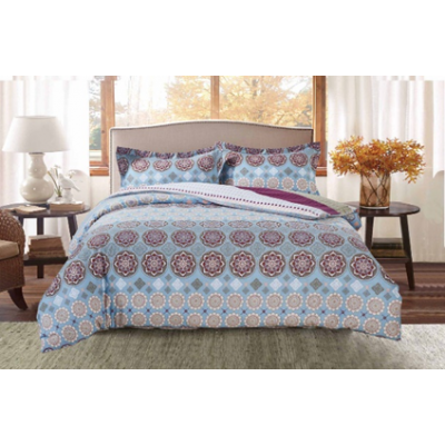 "Bedding set ""PAISLEY COLLECTION"" by SELENA 1,5sp. Northern Lights"