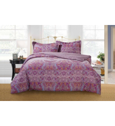 "Bedding set ""PAISLEY COLLECTION"" by SELENA 1,5sp. Indian fantasy"