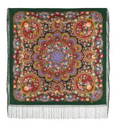 """Shawl """"Soul of the Rose"""""""